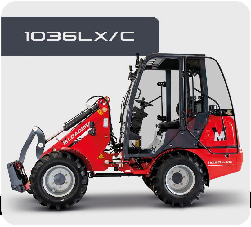 VM Loader 1036LX / C
